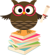 Owl Books x100