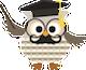 Owl tash x80