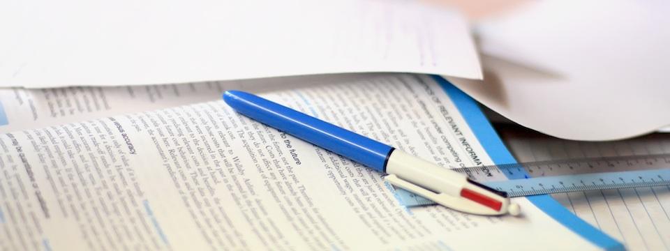 Slider - studying